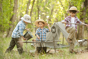 Summer Vacation for Divorced Families