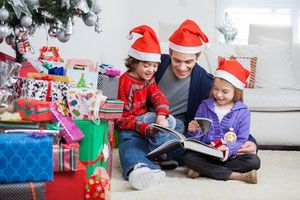 Sharing Child Custody During the Holidays