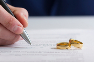What Not to Do in a Divorce